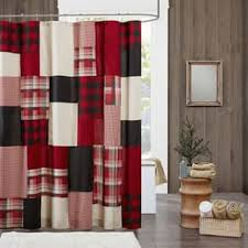 Shower Curtains With Red Red Shower Curtains Shop The Best Deals For Nov 2017 Overstock