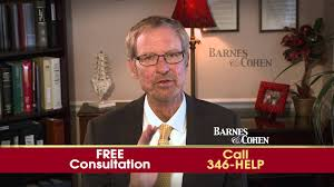 Barnes Barnes Law Firm Jacksonville Injury Attorney Chuck Barnes Gives Legal Tips Youtube