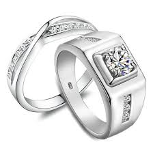 couples jewelry rings images Jewels his and hers rings couples christmas gifts jpg
