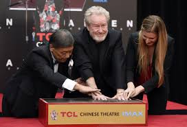 Map Of The Stars Movie All The Hollywood Secrets Hidden In The Handprints At The Chinese