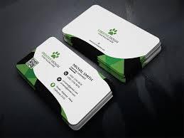Template Business Card Psd Corporate Business Card Psd Download Download Psd