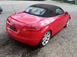 pink audi convertible 2008 audi tt roadster 2 0t fwd red lifetime audi parts