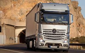 ford mercedes benz craft big updates for big rigs