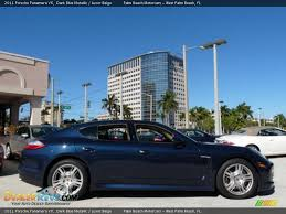 porsche dark blue metallic 2011 porsche panamera v6 dark blue metallic luxor beige photo 7
