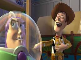 Woody And Buzz Meme - buzz look an alien youtube
