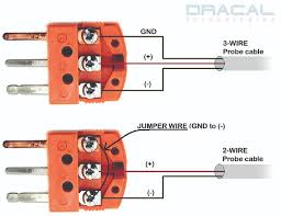dracal technologies inc usb rtd200 2 3 wire rtd sensor to usb