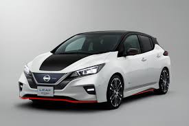 2018 nissan leaf nismo concept pictures news research pricing