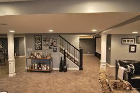 macomb twp basement contemporary basement detroit by plan