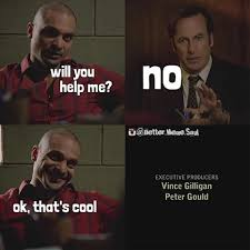 Better Call Saul Meme - better call saul meme quick series on bingememe
