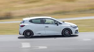 renaultsport clio 220 trophy review stiffer boostier paddleshift