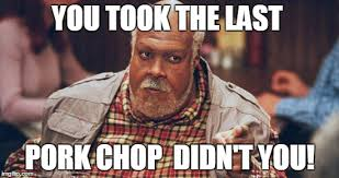 Pork Chop Meme - eddie murphy memes imgflip