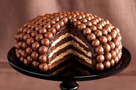 cake photos amazing maltesers cake