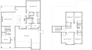 Floor Plans For 2 Story Homes by The Latah House Floor Plan Alturas Homes