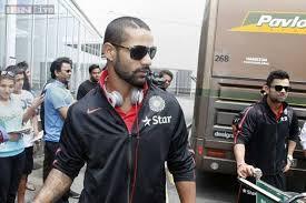 new zealand hair styles shikhar dhawan does an aamir khan in new zealand
