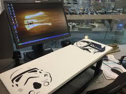 Diy Standing Desk by Fettching Diy Standing Desk Keyboard Stand Mechanicalkeyboards