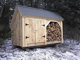 Diy Firewood Storage Shed Plans by 33 Best Firewood Storage Images On Pinterest Firewood Storage
