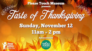 of thanksgiving touch museum philadelphia 12 november