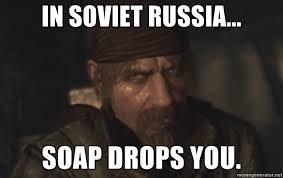 Upload Meme Generator - reznov soviet russia