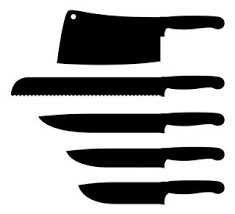 types of knives used in kitchen 18 types of sushi knives that chefs use