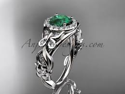 emerald engagement rings images May 39 s birthstone platinum emerald rings adem525 jpg