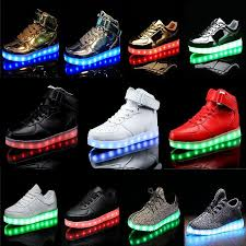 Kids Light Up Shoes Led Light Up Shoes Kids Boy U0027s Shoes Comfort Flats Athletic