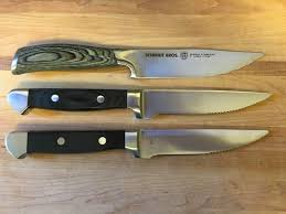 different types of kitchen knives the best chef knives and kitchen knives for the home cook