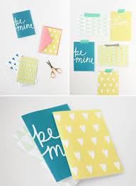 print this modern v day print greeting cards free