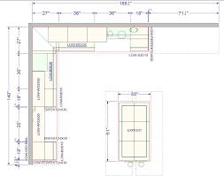 kitchen floor plans by size kitchen surprising kitchen floor plans ideas design a kitchen