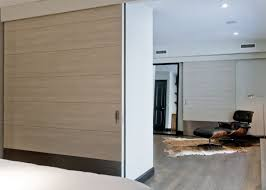 white oak large sliding doors new york ny contemporary architecture