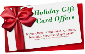 gift card offers gift card offers