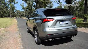 lexus nx awd button 2015 lexus nx 200t awd 0 100km h u0026 engine sound youtube