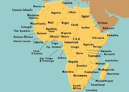 africa map color breakingnews 10 1 16 reinsurance policy shocks africa but