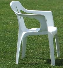 Plastic Outside Chairs Dining Room Wonderful White Plastic Outdoor Chairs Modern Design