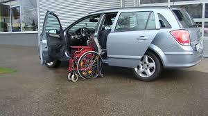 opel astra 2005 caravan rollstuhl verladesysteme für pkw behindertengerechte fahrzeuge
