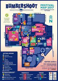 Festival Map 2017 Festival Map U2014 Bumbershoot