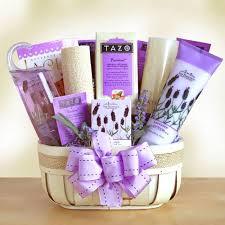 lavender gift basket renewal spa bath gift basket set to enjoy a luxurious spa