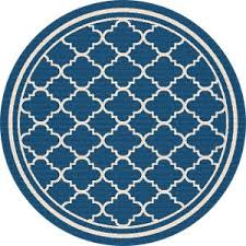 Round Blue Rugs Round Area Rugs U0026 Round Living Room Rugs Searching Tayse