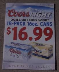 coors light 18 pack coors light 16 99 16oz 18 pack cans man can size sale vinyl