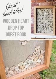 wedding stuff for sale drop top wooden guest book for sale wedding wedding
