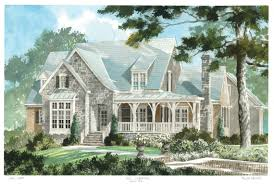country southern tidewater low house plans