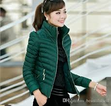 2017 womens down coat 2016 new fashionable winter warm with belt