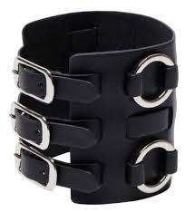 wrist cuff bracelet images Hot topic wrist cuff cuff cuff bracelet 3 buckle cuff jewels jpg