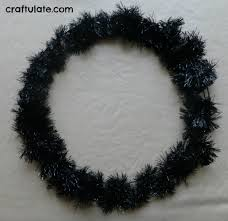 Black Halloween Wreath Eye Halloween Wreath