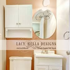 Mirror Decals For Bathrooms - love you