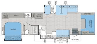 Type B Motorhome Floor Plans 2016 Seneca Class C Motorhome Floorplans U0026 Prices Jayco Inc