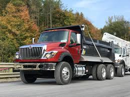 first look international hv vocational truck medium duty work