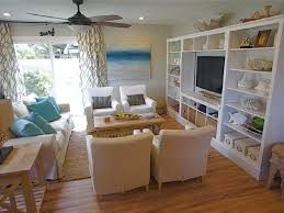 beach themed living room decoration interior design