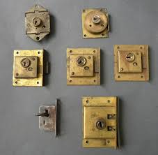 Desk Locks Antique Desk Locks 8762