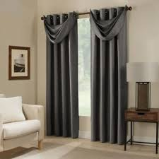 paradise room darkening grommet top window curtain panel and