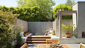 zen landscaping ideas small courtyard garden design ideas outdoor